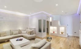 Livingroom - Queens Gate, South Kensington, SW7